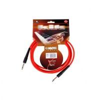 KLOTZ KIK3,0PPRT Инструментальный кабель Jack 6.3 X Jack 6.3, 3м.